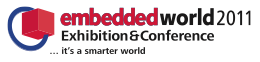 Logo der Messe Embedded World 2011